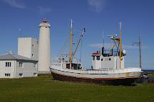 Folk Museum in Gardur & Lighthouses, Gardur, Iceland