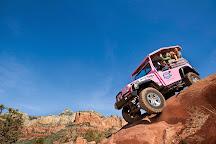 Pink Jeep Tours Sedona, Sedona, United States