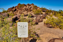 Painted Rock Petroglyph Site, Gila Bend, United States