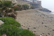 Playa de la Ribera, Ceuta, Spain