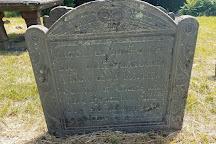 Ye Antientist Burial Ground, New London, United States
