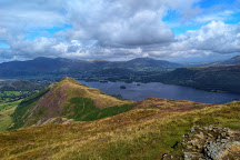 Catbells Lakeland Walk, Keswick, United Kingdom