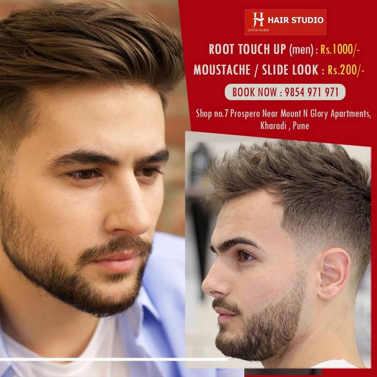 Jawed Habib Unisex Hair Studio Kharadi Hairdresser In Kharadi Pune