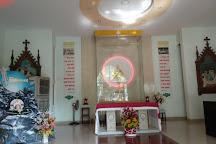 Catholic Church Huyen Sy, Ho Chi Minh City, Vietnam