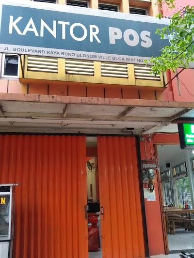 Kantorpos Citraraya Banten
