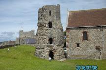 Roman Lighthouse, Dover, United Kingdom