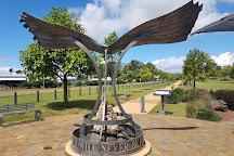 The Afghanistan Avenue of Honour, Yungaburra, Australia
