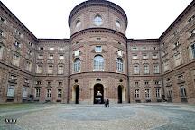 Palazzo Carignano, Turin, Italy