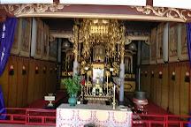 Konzoji Temple, Wajima, Japan