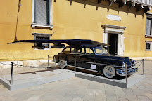 Palazzo Cavalli-Franchetti, Venice, Italy