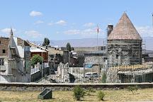 Twin Minaret Madrasa, Erzurum, Turkey