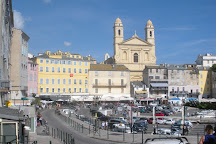 Eglise Saint Jean Baptiste, Bastia, France