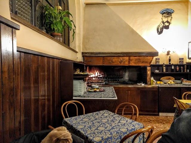 Restaurant Pizzeria 'da Silvano'
