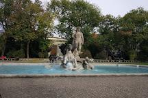 Neptunbrunnen, Munich, Germany