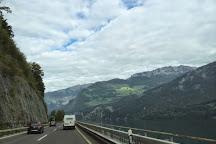 Walensee, Swiss Alps, Switzerland
