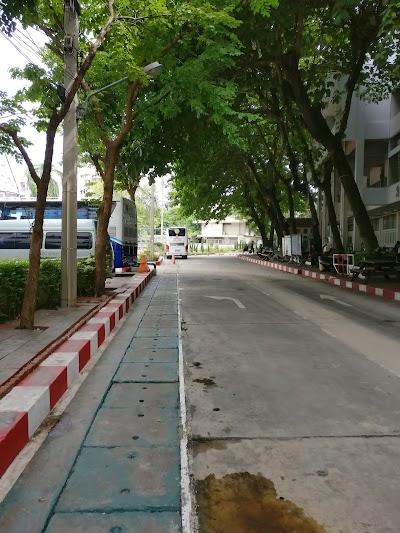 Thai Chamber of Commerce University 2, Bangkok, Thailand