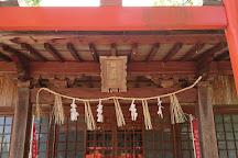 Kamo Shrine Temmangu, Yonago, Japan