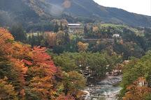 Tsukechi Gorge, Nakatsugawa, Japan