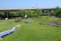 Kawakami Park, Noboribetsu, Japan