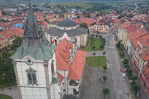 Veza Baziliky Sv. Jakuba, Levoca, Slovakia