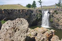 Orkhon Waterfall, Bat Ulzii, Mongolia