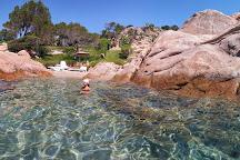 Spiaggia La Celvia, Arzachena, Italy