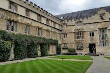 Oxford Visitor Information Centre, Oxford, United Kingdom