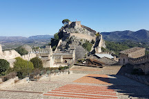 Map Of Xativa Spain.Visit Castell De Xativa On Your Trip To Xativa Or Spain Inspirock
