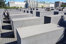 The Holocaust Memorial - Memorial to the Murdered Jews of Europe, Berlin, Germany