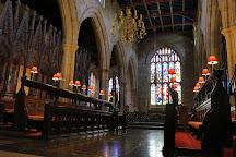 Lancaster Priory Church, Lancaster, United Kingdom