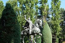 Musee Jardin Bourdelle, Egreville, France