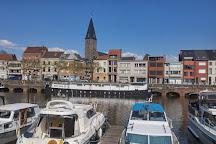 Portus Ganda Marina, Ghent, Belgium
