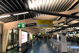 Автобусная станция   Berlin Flughafen Tegel