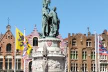 Beguinage (Begijnhof), Bruges, Belgium