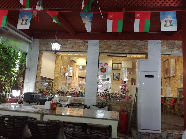 Zayton Cafe