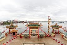 Hean Boo Thean Temple, George Town, Malaysia