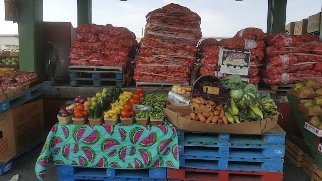 Atlanta State Farmers Market