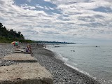 Пляж 73-й км Сочи