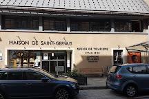 Office de Tourisme de Saint-Gervais les Bains, Saint-Gervais-les-Bains, France