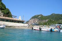 Paleokastritsa Monastery, Corfu, Greece
