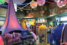 Stitch's Great Escape!, Orlando, United States