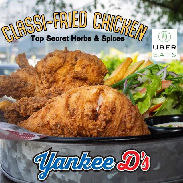 Yankee D's Bar 'N' Q