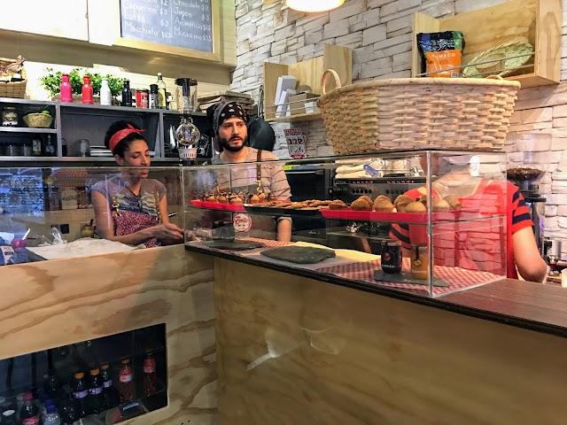 Evelio, Restaurante y Panaderia Artesanal