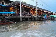 Bang Nam Phueng Floating Market, Phra Pradaeng, Thailand