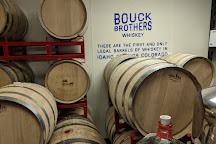 Bouck Brothers Distilling, Idaho Springs, United States