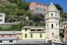 Santa Margherita di Antiochia Church, Vernazza, Italy