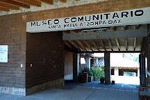 Museo Comunitario de Santa Maria Atzompa, Santa Maria del Tule, Mexico