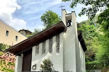 Chiesa San Nicolao della Flue, Lugano, Switzerland