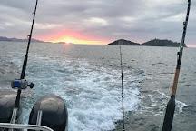 Lizzy Boat Charter, La Passe, Seychelles