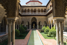 Royal Alcázar of Seville, Seville, Spain